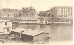MEAUX  -  77    Quai Raoul - Meaux
