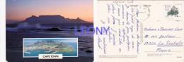 CPM D´  AFRIQUE Du SUD - CAPE TOWN - TABLE MOUNTAIN - Südafrika