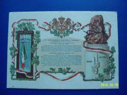 CARTOLINA MILITARE  (ORIGINALE) 152° REGGIMENTO FANTERIA SASSARI   NON  VIAGGIATA - Regiments
