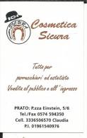 CAL642- CALENDARIETTO 2007 - COSMETICA SICURA - PRATO