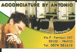 CAL645- CALENDARIETTO 2007 - ACCONCIATURE BY ANTONIO - PRATO
