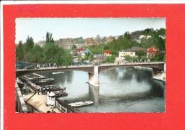 94 SAINT MAUR LA VARENNE Cpsm Le Pont Et Coteau De Chennevieres    499 Alfa - Saint Maur Des Fosses
