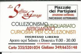CAL647- CALENDARIETTO 2007 - LA SOFFITTA IN GARAGE -
