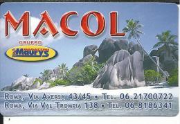 CAL648- CALENDARIETTO 2007 - MACOL - ROMA