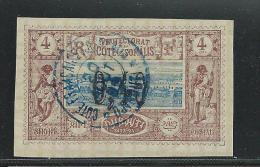 COTE DES SOMALIS - YVERT N° 22 OBLITERE   - COTE = 45 EUR. - - French Somali Coast (1894-1967)