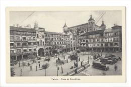 10438 - Teledo Plaza De Zocodover - Toledo