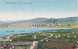 BEYROUTH - N� 32 - BAY ST.GEORGE