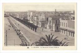 10440 - Sousse Le Boulevard Armand Fallières - Tunisie