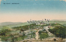 BRUMMANA - N� 43 c - MT. LIBAN