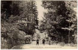 Chenelette - Route De Claveisolles Sous Bois - France