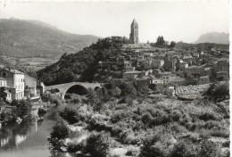 34 - Lamalou Les Bains - Olargues Vue Générale - Lamalou Les Bains