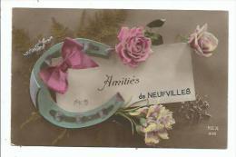 Amitiés De Neufvilles. - Soignies