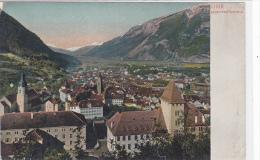 Switzerland - Chur - Gegen Das Oberland - GR Grisons