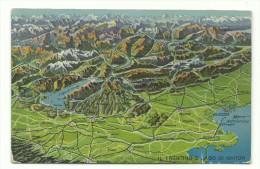 """""""Il Trentino E Lago Di Garda"""" - Carte Geografiche"""