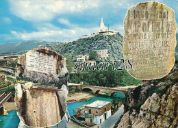 LEBANON - CHRIST-ROI ET LES STELES COMMEMORATIVES (CPM)