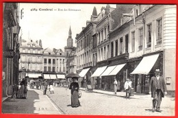 CPA 59 - CAMBRAI - Rue Des Rôtisseurs - J.D.V.4584 - CV9 - Cambrai