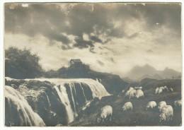 """1935, Cartolina Viaggiata Da Villa Lagarina Per Pederzano - """"Panorama"""" - Trento"""