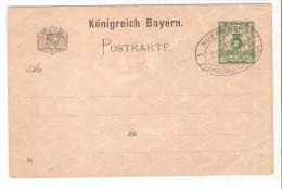 Tarjeta De Alemania Matasello Nuremberg - Sin Clasificación