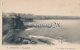 BEYROUTH - N� 6 - VUE GENERALE