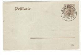 Tarjeta De Alemania 1912 - Sin Clasificación
