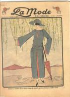 """revue ancienne 1923 """"la Mode"""" N� 20"""
