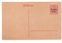 Tarjeta De Alemania Sobrecarga Belgien. - Sin Clasificación