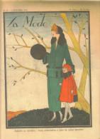 """revue ancienne 1923 """"la Mode"""" N� 49"""