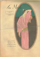 """revue ancienne 1923 """"la Mode"""" N� 51"""