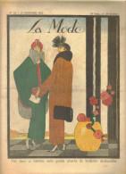 """revue ancienne 1923 """"la Mode"""" N� 53"""