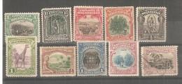 sellos de mozambique.