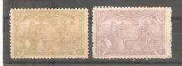 sellos de mozambique n� 214/5.