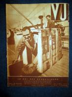 "\""""VU\"" #163 Avr 1931 HEARST USA Courses PMU Dirigeable"