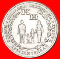* IDEAL FAMILY * INDONESIA 5 RUPIAH 1974! NO RESERVE!