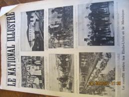 LE NATIONAL ILLUSTRE  7 JUIN 1914