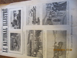 LE NATIONAL ILLUSTRE  24 AVRIL 1904