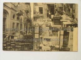 Turkey 21 Jenikey Am Bosporus Asmali Medjid 27 Hotel Restaurant Kohout - Turchia