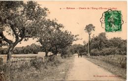 92. Robinson. Chemin De L'étang D'écoute S'il Pleut - Le Plessis Robinson