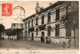 94. Fontenay Sous Bois. La Nouvelle Poste, Boulevard Des Ecoles - Fontenay Sous Bois