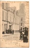 75. Paris. Fort Chabrol - Arrondissement: 10