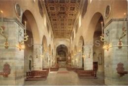 Interno Cattedrale - interior cathedra - Melfi - 53 - Italia - Italy - unused