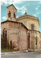 Basilica di S. Bernardino da Siena , abside - Basilica of St. Bernardine of Siena - L´Aquila - Italia - Italy - un