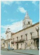 Cattedrale e Palazzo Vescovile - cathedral and bishop`s palace - Melfi - Potenza - 85025 - Italia - Italy - unused