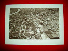 Lyon , Banlieue Industrielle 1937  Héliogravure - Foto's