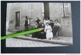 PHOTO PANORAMIQUE 11,5 X 17 CMS MARSEILLE QUARTIER SAINT HENRI  DEPARTEMENT 13 BOUCHES DU RHONE   ! - Reproductions