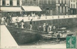 44 LE CROISIC / Débarquement De La Sardine / - Le Croisic
