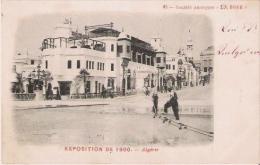 EXPOSITION DE 1900 ALGERIE 45