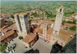 Veduta dalla Torre Grossa - Citt� di San Gimignano - Siena - Toscana - 6 - Italia - Italy - unused