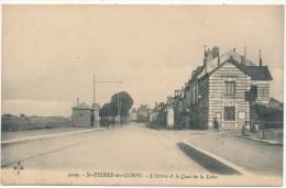SAINT PIERRE DES CORPS - L'Octroi Et Le Quai De La Loire - Andere Gemeenten