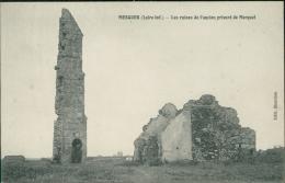 44 MESQUER QUIMIAC / Les Ruines De L'ancien Prieuré De Merquel / - Mesquer Quimiac