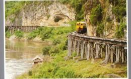 Thai Drad Railway Kanjanaburi - Thailand